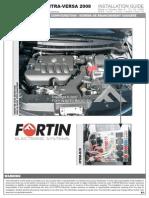 -Nissan Rogue Sentra Versa 2008 Installation Guide.A