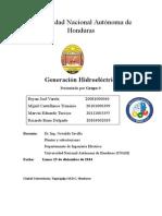 Generacion Hidroelectrica