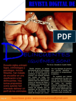 Delincuentes ¿Quienes Son?. Clasificación de los delincuentes