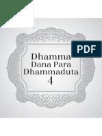 Dhammadana Para Dhammaduta 4