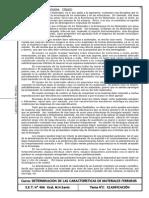 Determinacion de las caracteristicas de materiales ferrosos