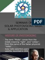 solar photovoltaic