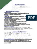 CH#1 Fundametntal of Economics