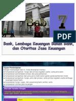 Bab 7. Bank, Lembaga Keuangan Bukan Bank, dan Otoritas Jasa Keuangan.pdf