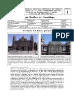 Fachada de la antigua Basílica de Guadalupe. Reseña arquitectónica - César Tenorio Gnecco