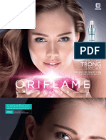 Catalogue My Pham Oriflame 3-2015
