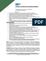 REQUISITOS PARA OBTENER LA LICENCIA DE ACTIVIDADES ECONÓMICAS.pdf