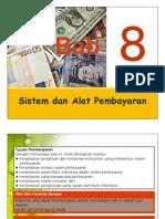 Bab 8. Sistem & Alat Pembayaran