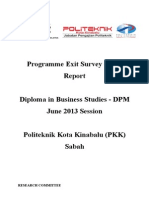 Pes June 2013 Session (Dpm)