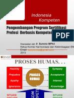 PENGEMBANGAN SERTIFIKASI PROFESI BERBASIS KOMPETENSI HUMAS.pptx