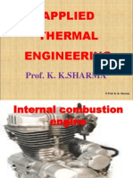 BASICS OF I.C. ENGINE