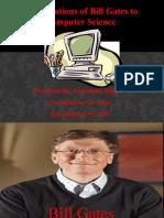 Bill Gates One