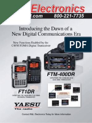 MAXON SYNTHESIZED SCANNING RADIO SP-130//140