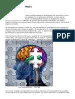 Estudio Neuropsicologico