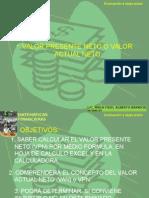 Valor Presente Neto (Matematica Financiera) v2.1.pptx