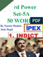 Word Power Set 5A