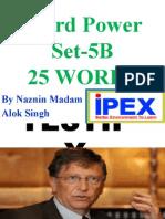 Word Power Set 5B