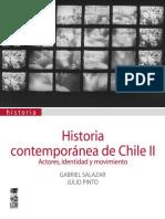 Historia Contemporánea de Chile II