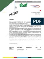 20150220 reponse courrier fo appel mobilisation unitaire mars2015