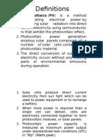 Edited Presentation for Bipv System