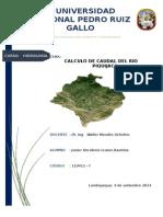 CALCULO-DE-CAUDAL-EN-LA-RIO-PIQUIJACA.docx