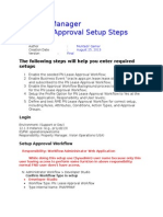 Property Manager Lease Approval Workflow Setup