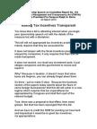 Making Tax Incentives Transparent