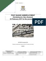 unemployment internal assessment as91225