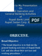 GB of Rupali Bank Ltd