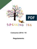 Concurso Spelling Bee