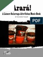 Arará! Book