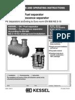 Oil-Fuel Separator