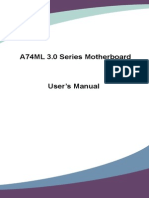 A74ML 3.0 Series-Mamual-En-V1.1