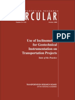 Inclinometer Selection