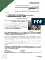 Examen Frances Grado Superior Andalucia Septiembre 2011