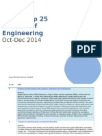 Top 25 Articles of Engineering