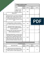 Predmjer i Predračun Radna Verzija