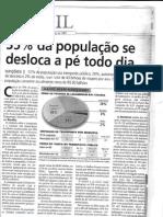 Artigo - O Povo - 35% da pop