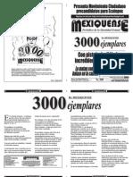 Diario El mexiquense 3 marzo 2015