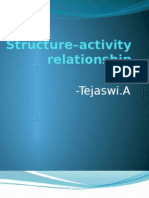 Structure–Activity Relationship