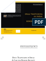DrugTrafficking in India