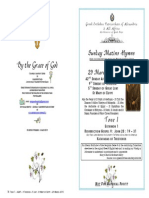2015-29 Mar -42ap-9triodion-5 Lent St Mary of Egypt