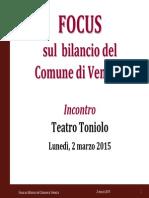 Bilancio del Comune di Venezia