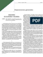 Reglamento Impuestos Sociedades Con Tablas de Amortizacion