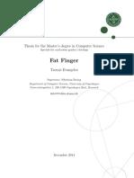 Fat Finger Report