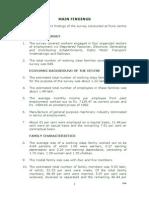Pune Main Findings