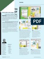 Tworzenie PDF w InDesign