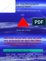Faktor-Faktor Wabah