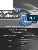 The Evolving Digital Challenge PP For Women Asifa BP.pptx