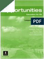 New Opportunities Intermediate Language Powerbook